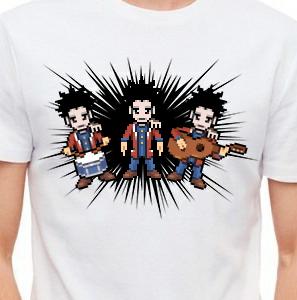Camiseta de Chirigota Los Primos Segundos De Conde Facundo del Carnaval de Cadiz