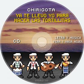 Cd de Chirigota Ya Te Llevo Yo Para Hacer Las Tortillitas del Carnaval de Cadiz