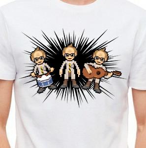 Camiseta de Chirigota Yo No He Sido del Carnaval de Cadiz