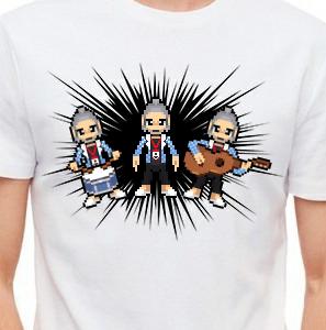 Camiseta de Chirigota A Partir De La Fase 1 del Carnaval de Cadiz