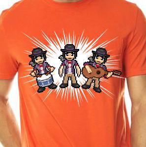 Camiseta de Chirigota Ya No Canto Ni En El Bar Del Catalán del Carnaval de Cadiz