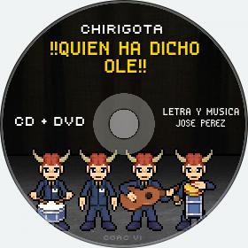 Cd de Chirigota !!quien Ha Dicho Ole!! del Carnaval de Cadiz