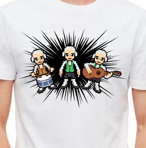 Camiseta de Chirigota Esto Si Que Es, Una Buena Chusma del Carnaval de Cadiz