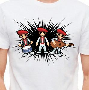 Camiseta de Chirigota Lopeteguis De La Bahía del Carnaval de Cadiz