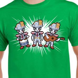 Camiseta de Chirigota Los Infectados del Carnaval de Cadiz