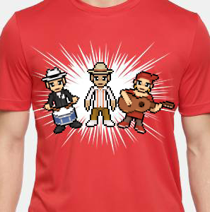Camiseta de Chirigota ¡Échale Salsa Ahí! del Carnaval de Cadiz