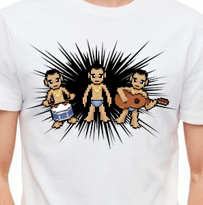 Camiseta de Chirigota Aparcados del Carnaval de Cadiz