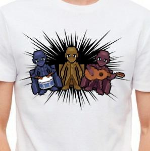 Camiseta de Chirigota Ma Dejao De Piedra Pisha del Carnaval de Cadiz
