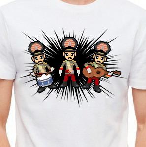 Camiseta de Chirigota Este Año Hay Carnaval... ¡y Punto! del Carnaval de Cadiz