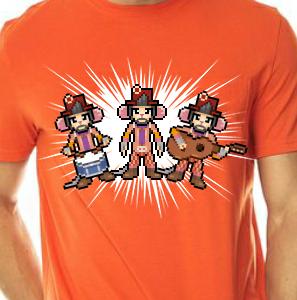 Camiseta de Chirigota Hincando El Diente del Carnaval de Cadiz