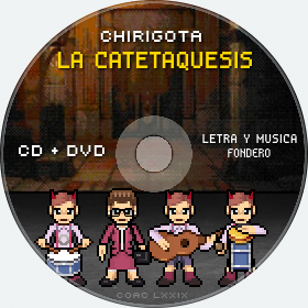 Cd de Chirigota La Catetaquesis del Carnaval de Cadiz
