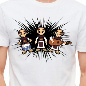 Camiseta de Chirigota Dios Bendito, Ni Para Aparcar Hay Un Huequito del Carnaval de Cadiz