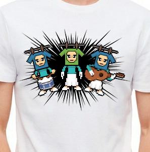 Camiseta de Chirigota Los Tiesos del Carnaval de Cadiz