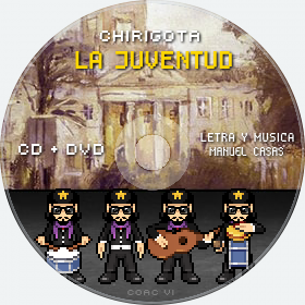 Cd de Chirigota La Juventud del Carnaval de Cadiz
