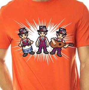 Camiseta de Chirigota No Te Cortarás El Pelo... del Carnaval de Cadiz