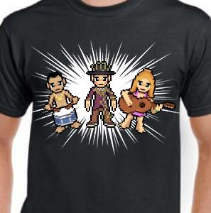 Camiseta de Chirigota Lo Que Yo Te Diga del Carnaval de Cadiz