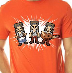 Camiseta de Chirigota Onde Te Llevo? del Carnaval de Cadiz