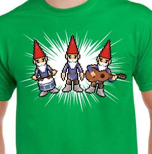 Camiseta de Chirigota Gno-mentero del Carnaval de Cadiz