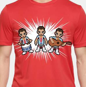 Camiseta de Chirigota El Confinamiento Del Verano del Carnaval de Cadiz