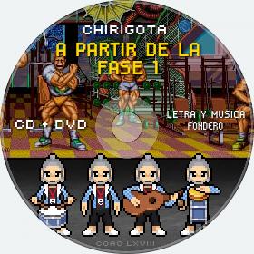 Cd de Chirigota A Partir De La Fase 1 del Carnaval de Cadiz