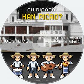 Cd de Chirigota Han Picao? del Carnaval de Cadiz