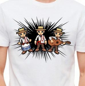 Camiseta de Chirigota Los Ofertaos Del Baratillo del Carnaval de Cadiz