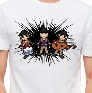 Camiseta de Chirigota Los Divorciados del Carnaval de Cadiz