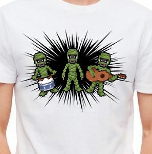 Camiseta de Chirigota Mas Liao Que Una Pic... del Carnaval de Cadiz