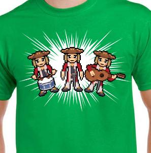 Camiseta de Chirigota No Me Toques El Huevo del Carnaval de Cadiz