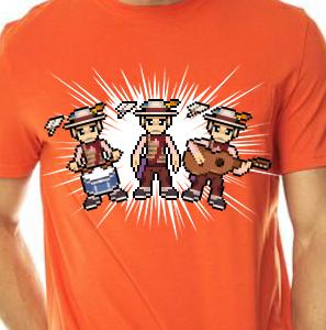 Camiseta de Chirigota Los Repetidores del Carnaval de Cadiz