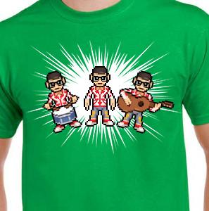 Camiseta de Chirigota La Antesala Del Divorcio del Carnaval de Cadiz
