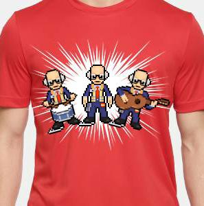 Camiseta de Chirigota ¿se Lo Preparo Para Regalo? del Carnaval de Cadiz