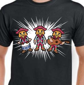 Camiseta de Chirigota Esto No Es Jalowin del Carnaval de Cadiz