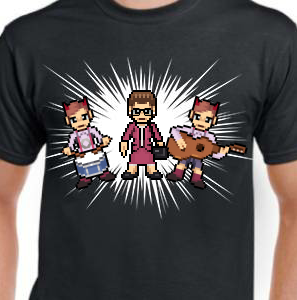 Camiseta de Chirigota La Catetaquesis del Carnaval de Cadiz