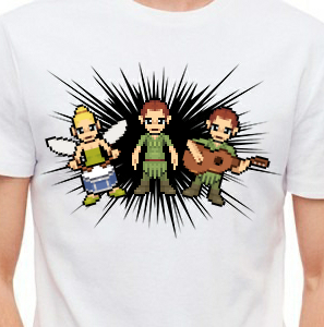 Camiseta de Chirigota Lo Que Hay Que Hacer Para Viajar del Carnaval de Cadiz