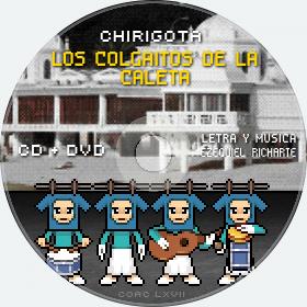 Cd de Chirigota Los Colgaitos De La Caleta del Carnaval de Cadiz