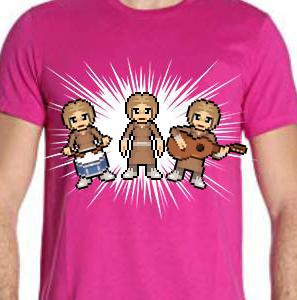 Camiseta de Chirigota Esta Chirigota No Es Mía del Carnaval de Cadiz