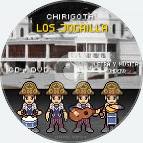 Cd de Chirigota Los Jogailla del Carnaval de Cadiz