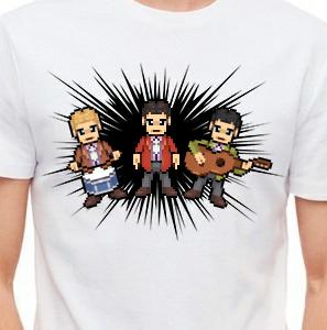 Camiseta de Chirigota Los Hinchados del Carnaval de Cadiz
