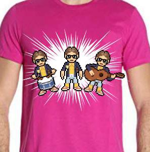 Camiseta de Chirigota Mi Minga Pija Se Va De Manifa Y La Bandera El Covid Me Quita del Carnaval de Cadiz