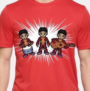 Camiseta de Chirigota Que Venga El Virus, Pero De Uno En Uno del Carnaval de Cadiz