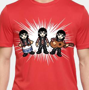 Camiseta de Chirigota Válgame El Señol del Carnaval de Cadiz