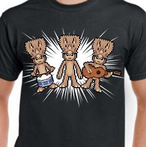 Camiseta de Chirigota Una Chirigota De Las De Antes del Carnaval de Cadiz