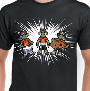Camiseta de Chirigota Los Que Terminarion Quitando El Covid del Carnaval de Cadiz
